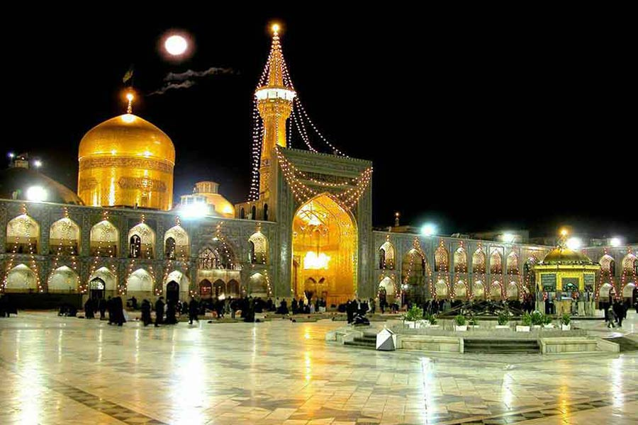 Imam reza Holly shrine