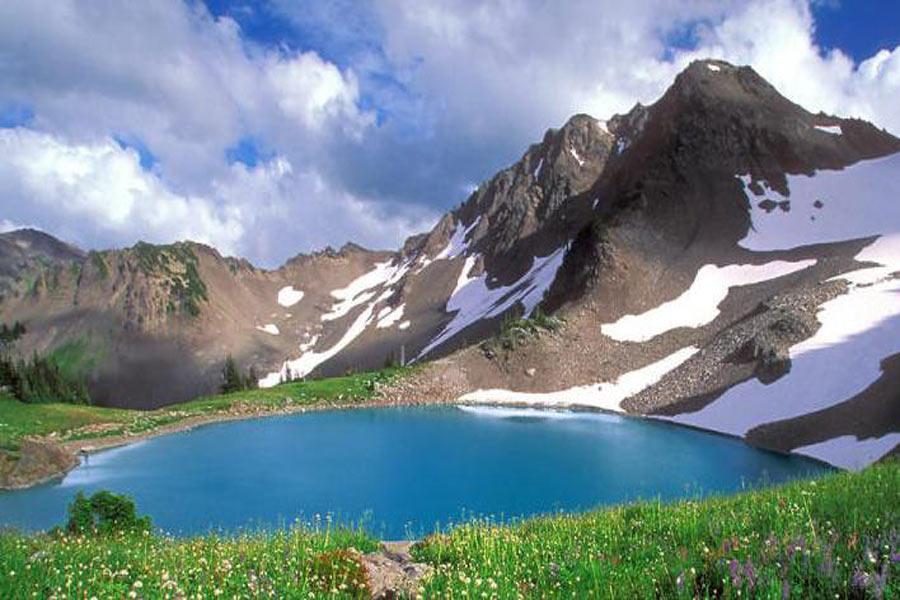 Sahand Mountains