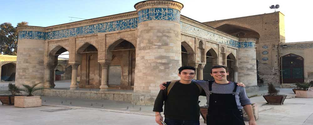Atigh Jame Mosque