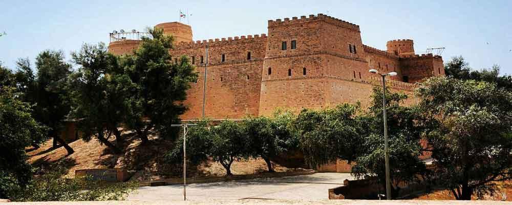 Acropol (Shoosh) Castle