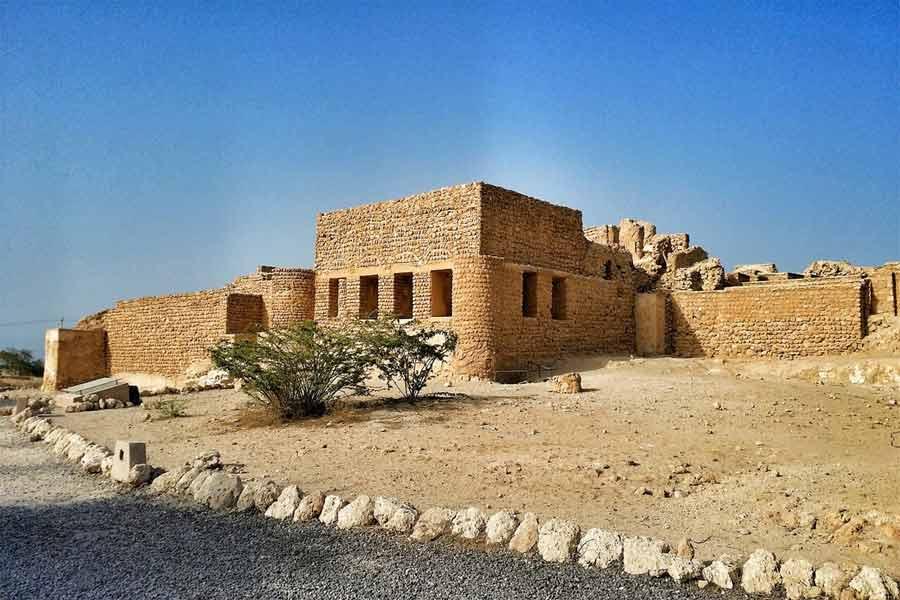 Harireh Ancient City Kish Island