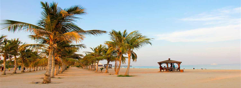 Kish , Qeshm and Hormuz Island