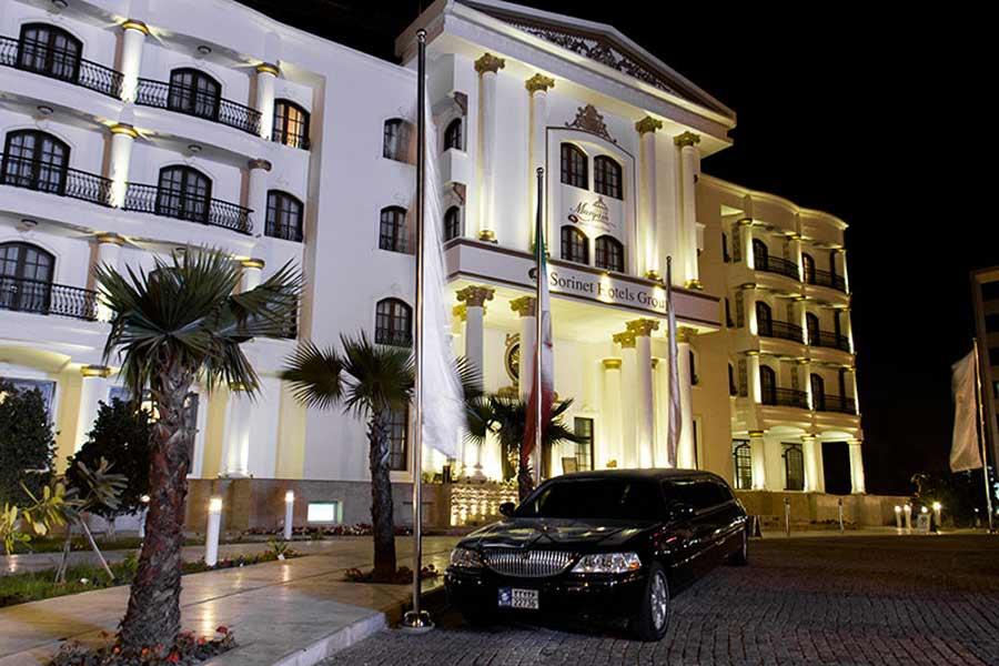 Sorient Maryam Hotel in Kish Island