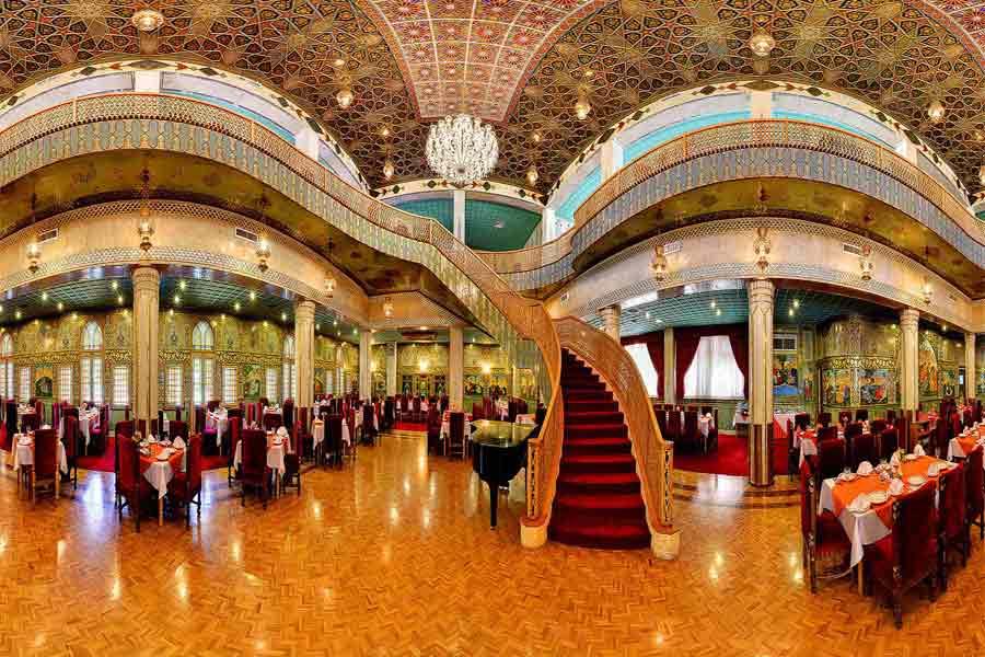 Abasi Hotel in Isfahan