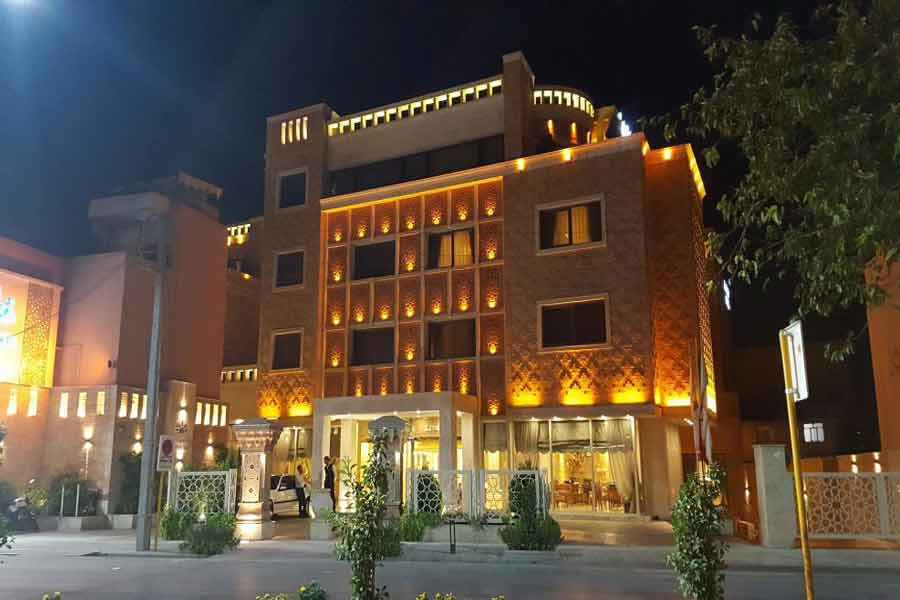 Zandieh Hotel in Shiraz