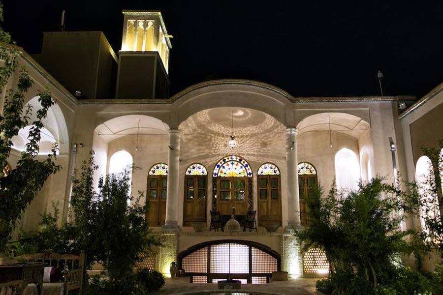 Morshedi Hotel in Kashan