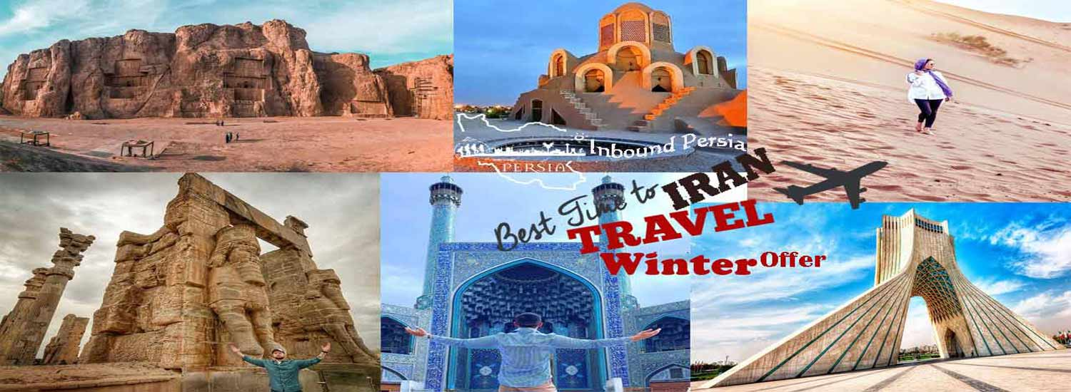 Be enchanted by Iran in the quiet of winter