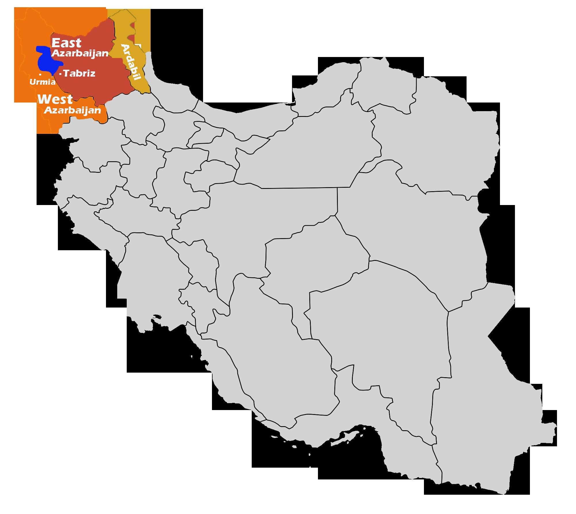 Azarbaijan Provinces ,Iran