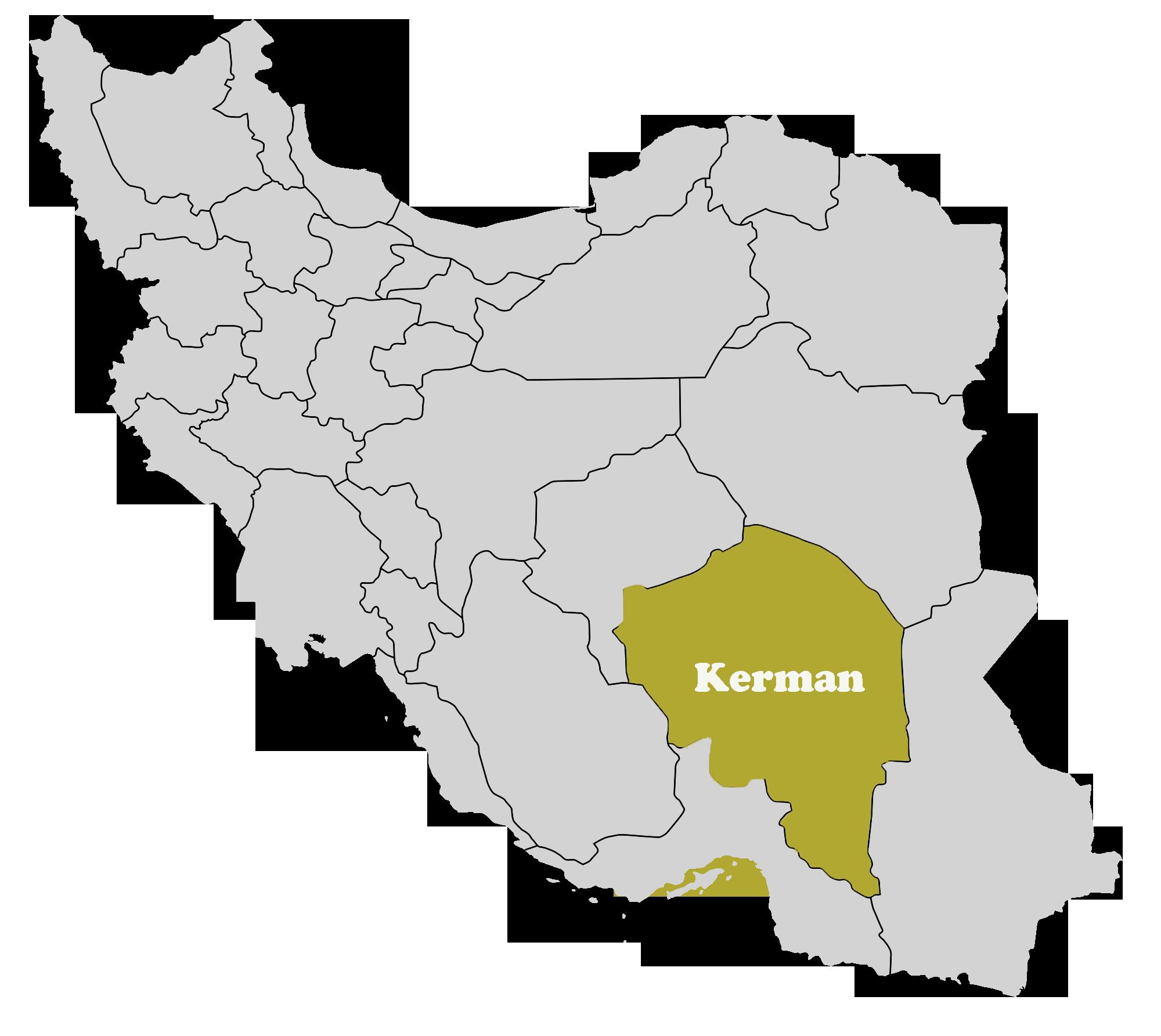 Kerman's Map