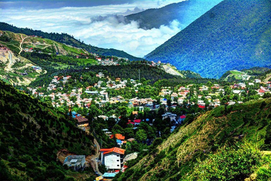 Javaher Dasht Village