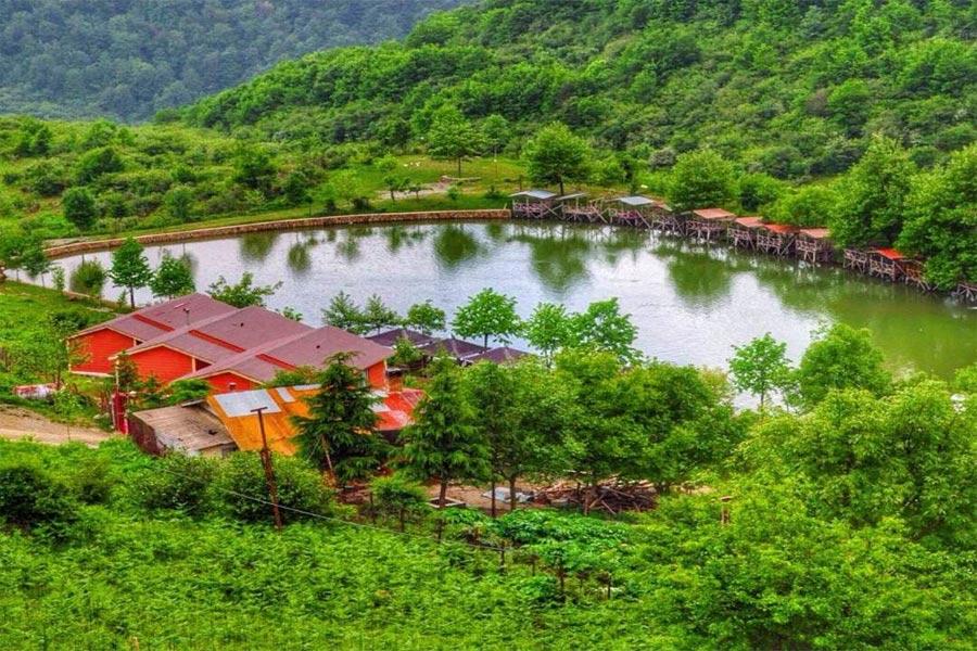Javaher dassht Village