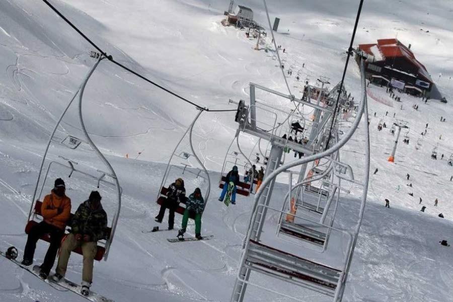 Tochal Gondola Lift