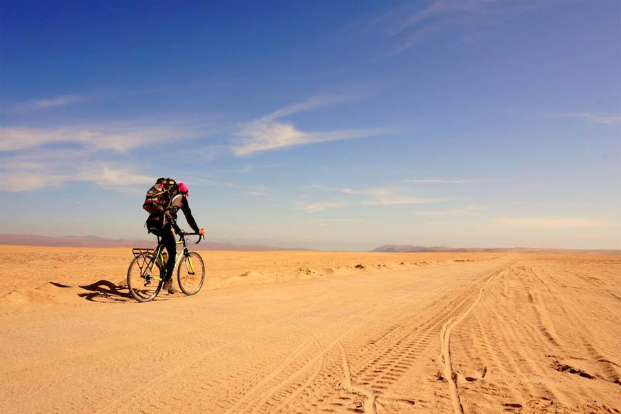Qom Cycling Tour