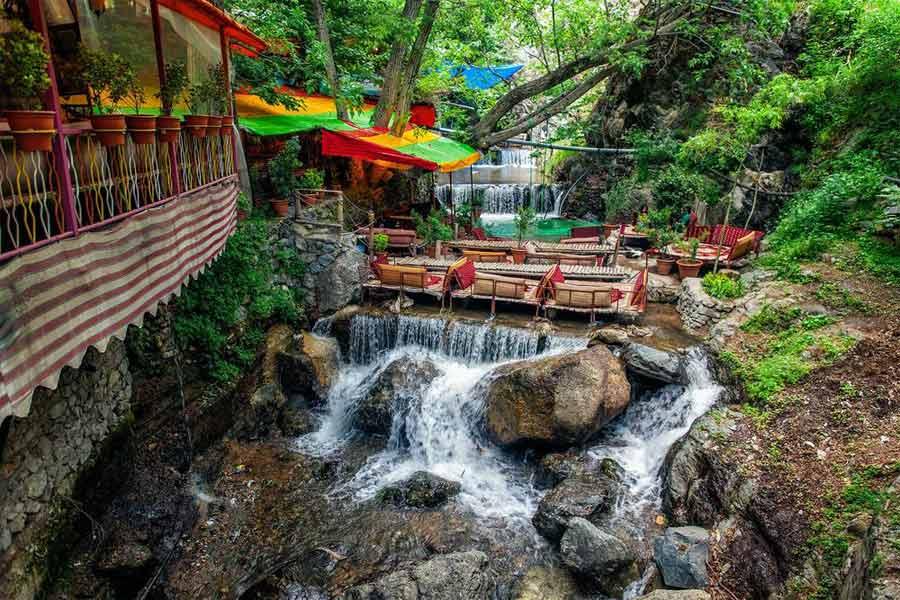 Darband Village ,Tehran Iran