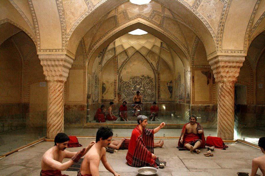 Vakil Bath ,Shiraz Iran