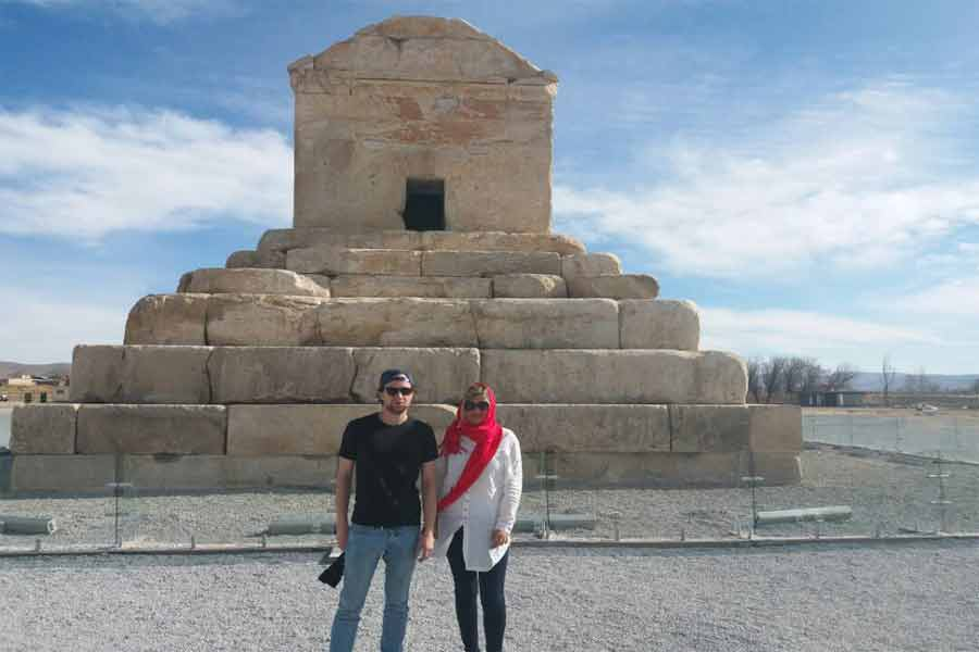 Tomb of Cyrus The Great _ Pasargadae