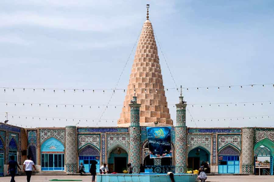 Danial Tomb