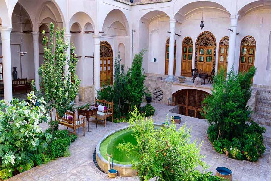 Morshedi House , Kashan Iran