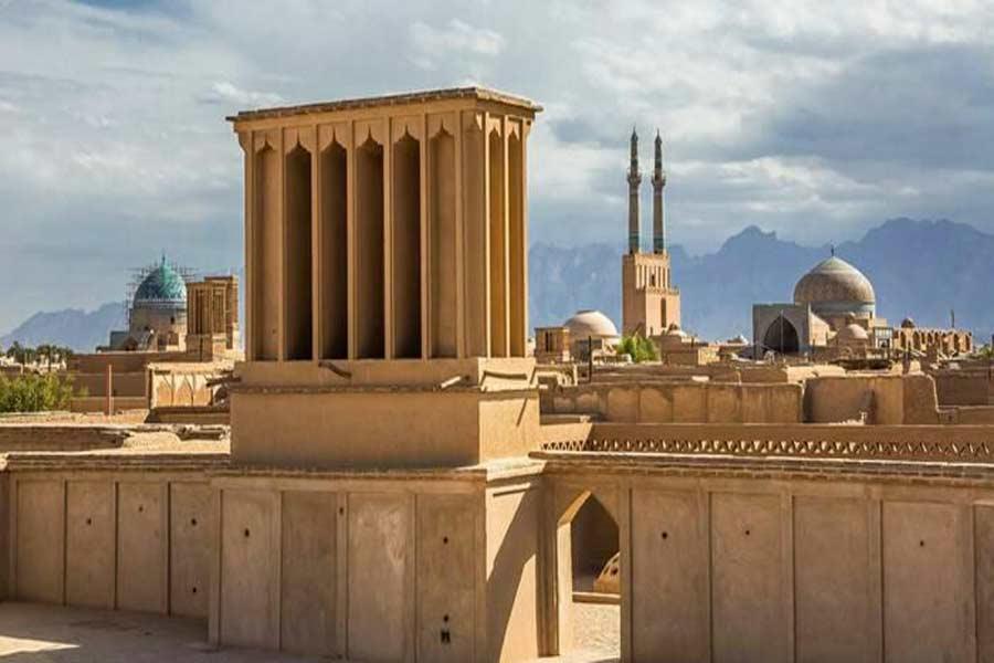 Yazd Windcatchers ,Iran