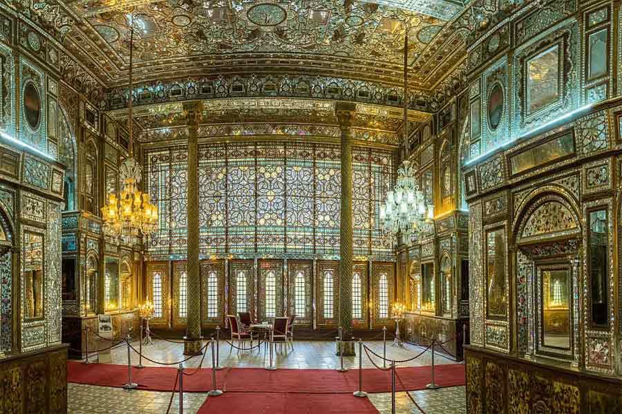Saad Abad Palace