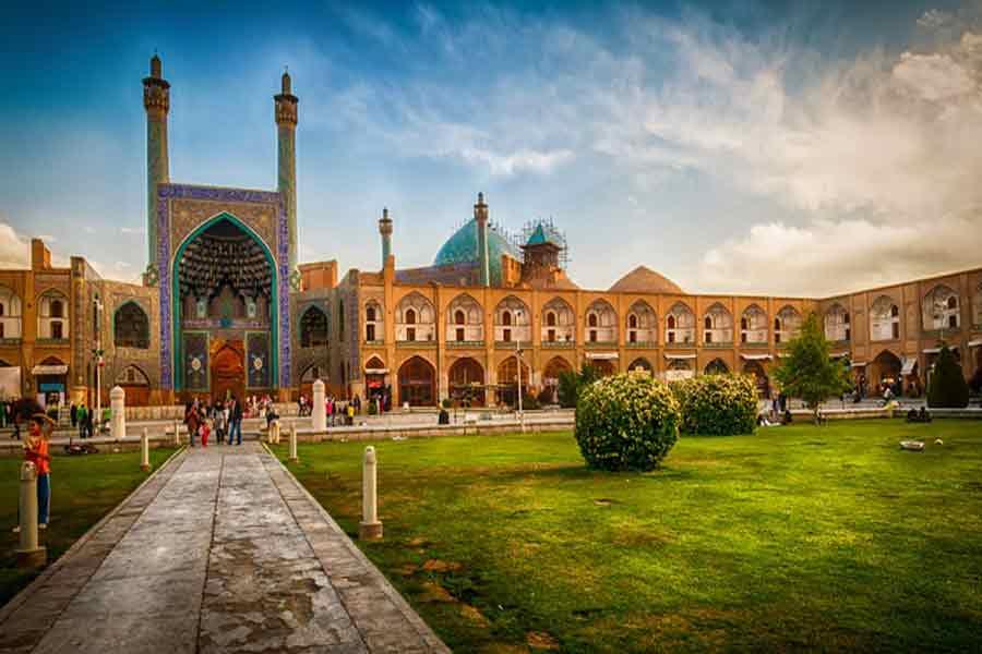 Imam Square ,Isfahan Iran