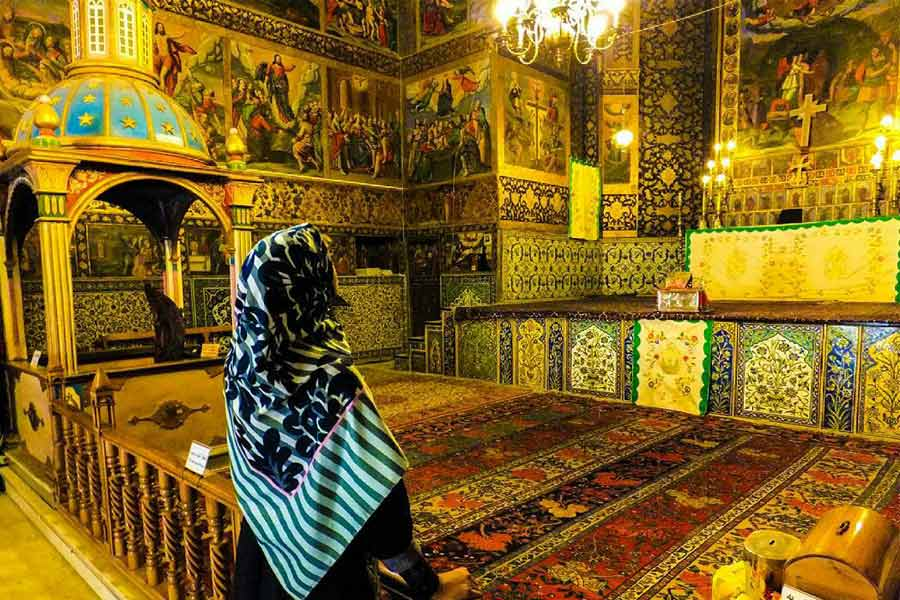 Vank Cathedral Church ,Iran