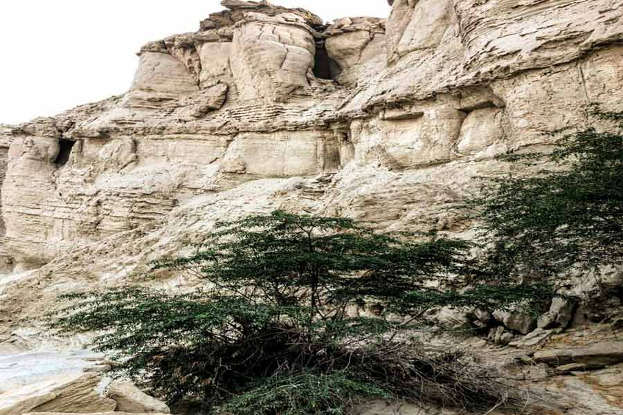 Valley of Stars in Qeshm Island