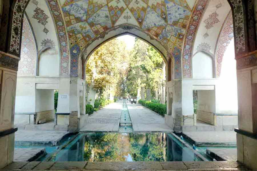 Fin Garden ,Kashan Iran
