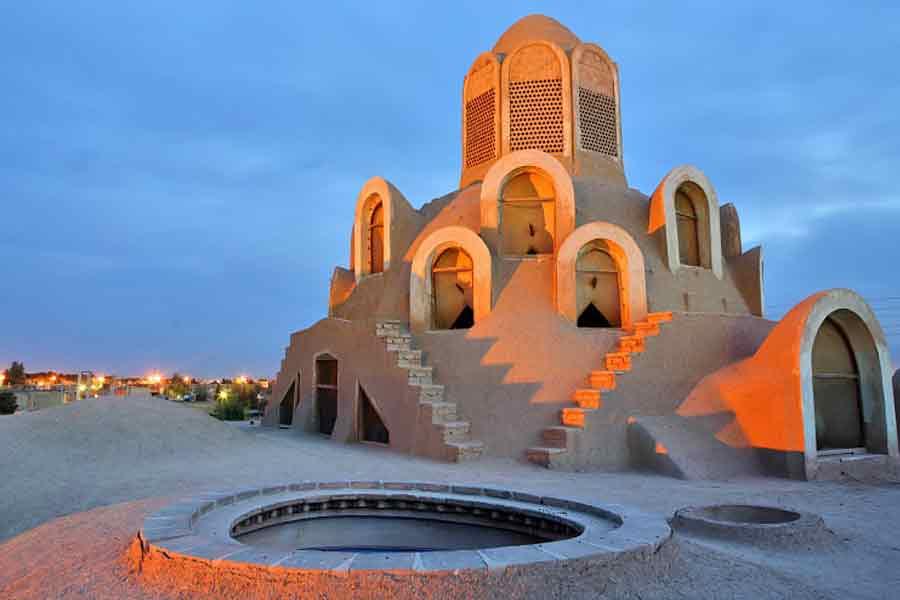 Borujerdi House ,Kashan Iran