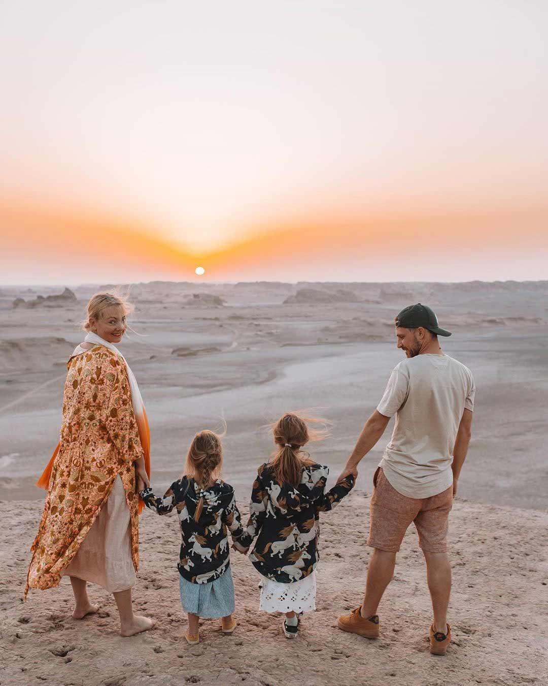Iran Desert Tour . Inbound Persia Travel Agency