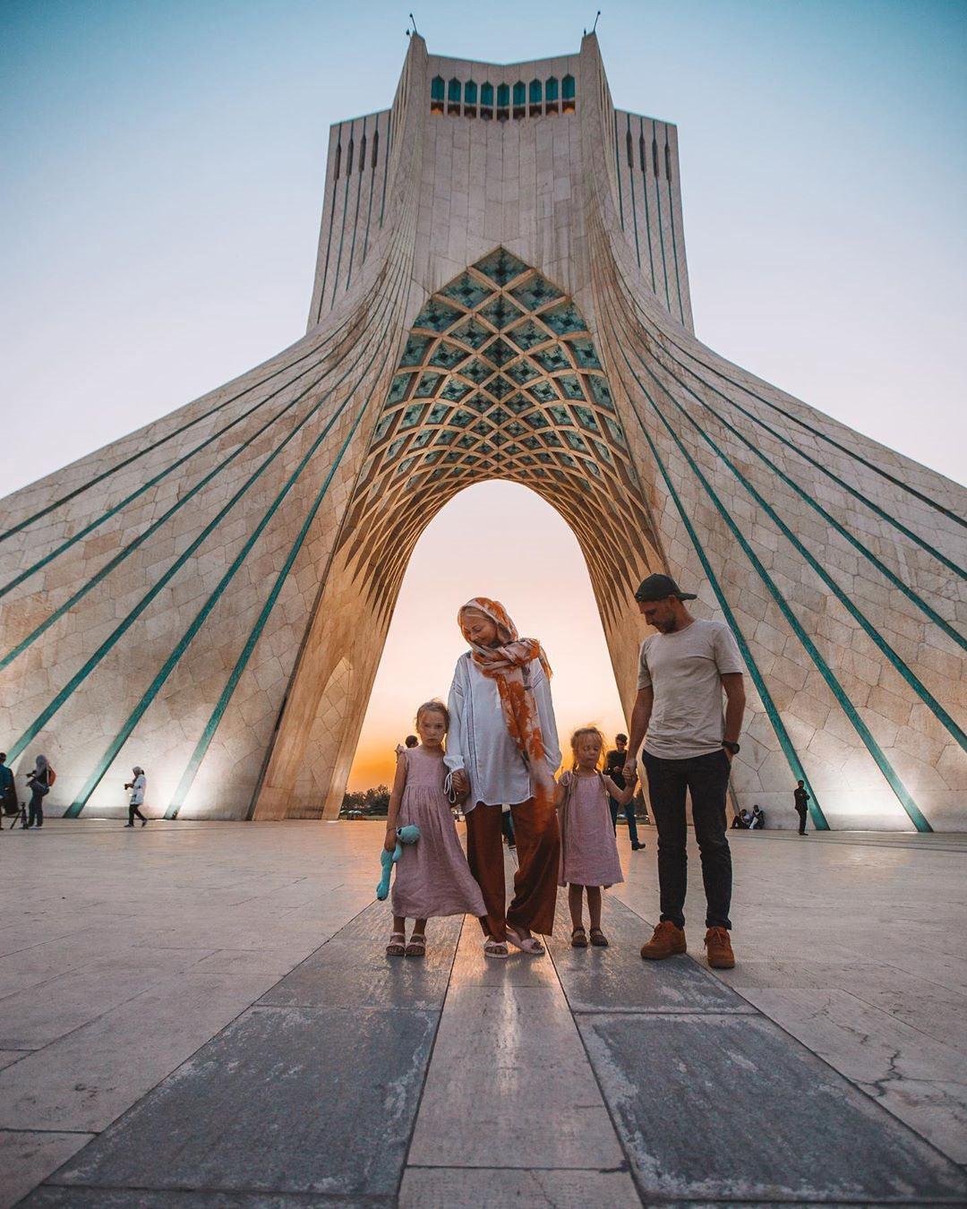 Iran Family Tour , Inbound Persia Tour and Travel Agency