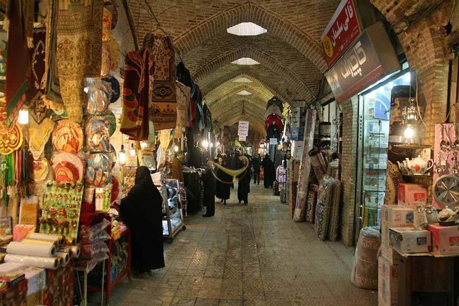Zanjan's Bazaar