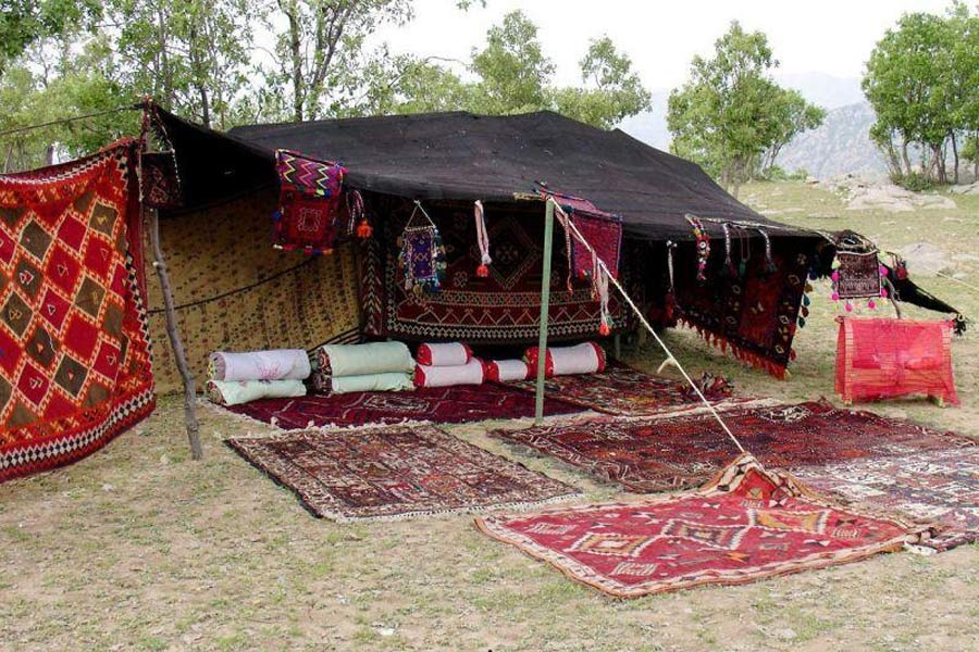 Nomads Tent