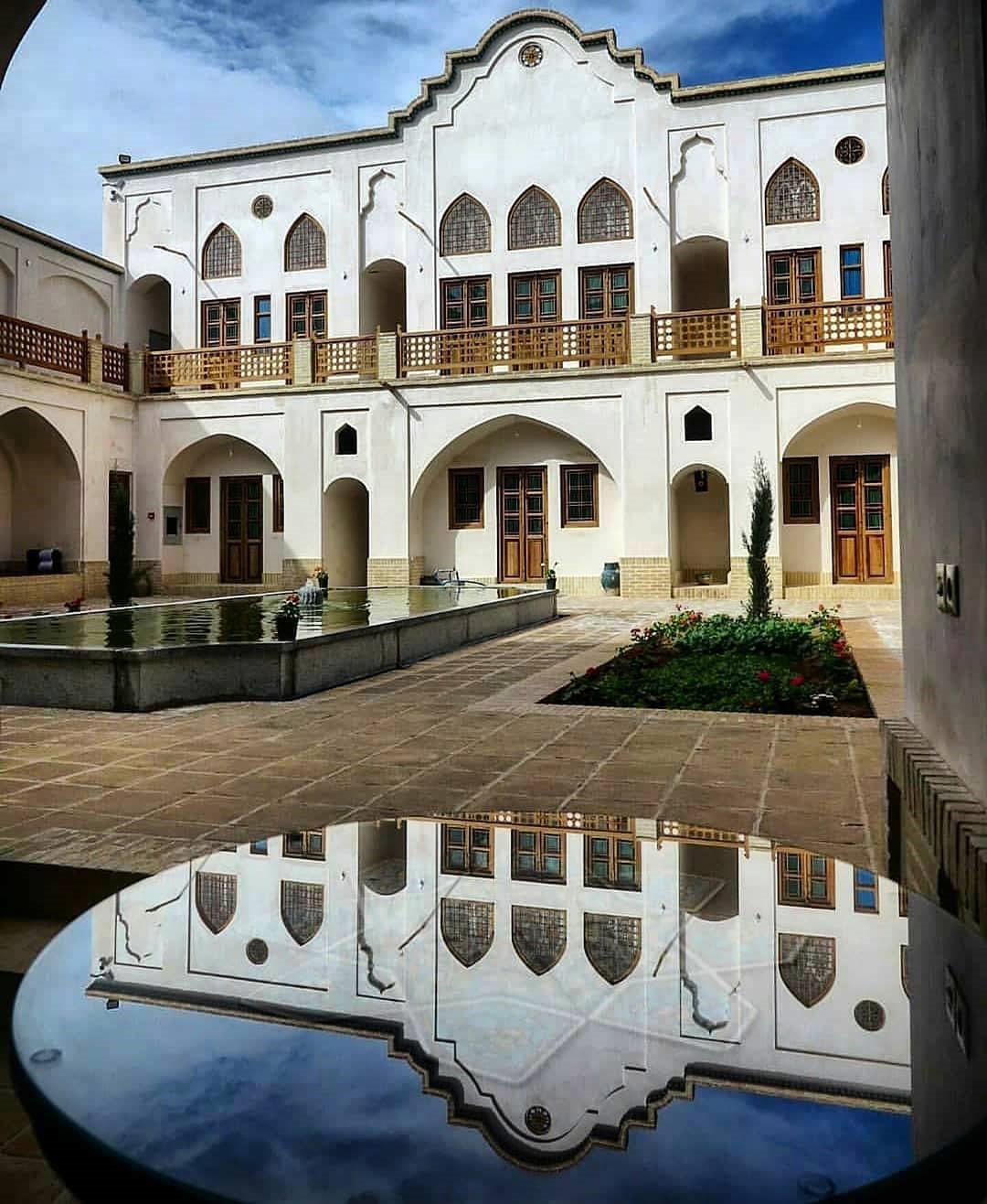 Adib House ,Kashan Iran