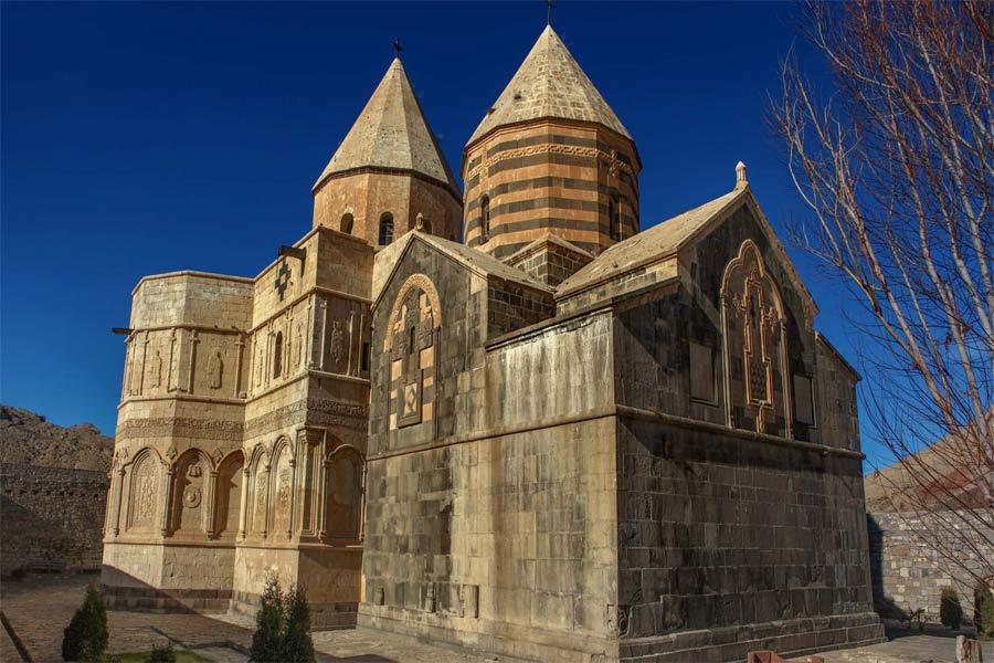 Armenian Monastic Ensemble , Iran
