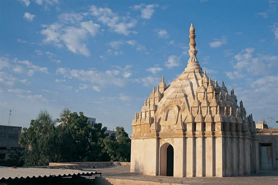 Indian Temple , Bandar Abas Iran