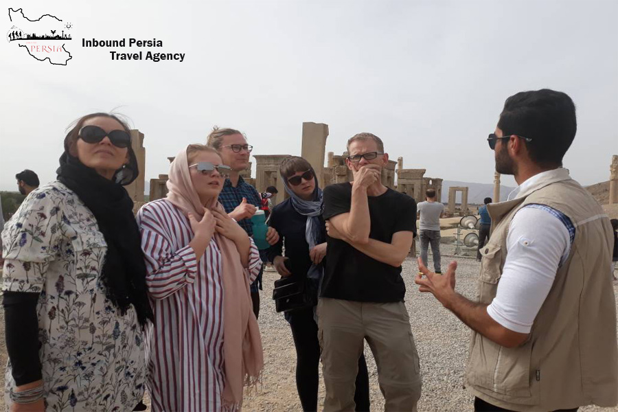 Iranian tour guide , Inbound Persia Travel Agency
