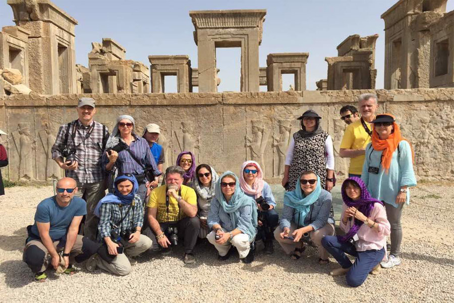 Iran local tour guide , Inbound Persia Travel Agency
