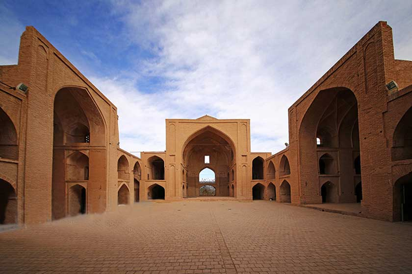 Jameh Mosque of Ardestan ,Iran