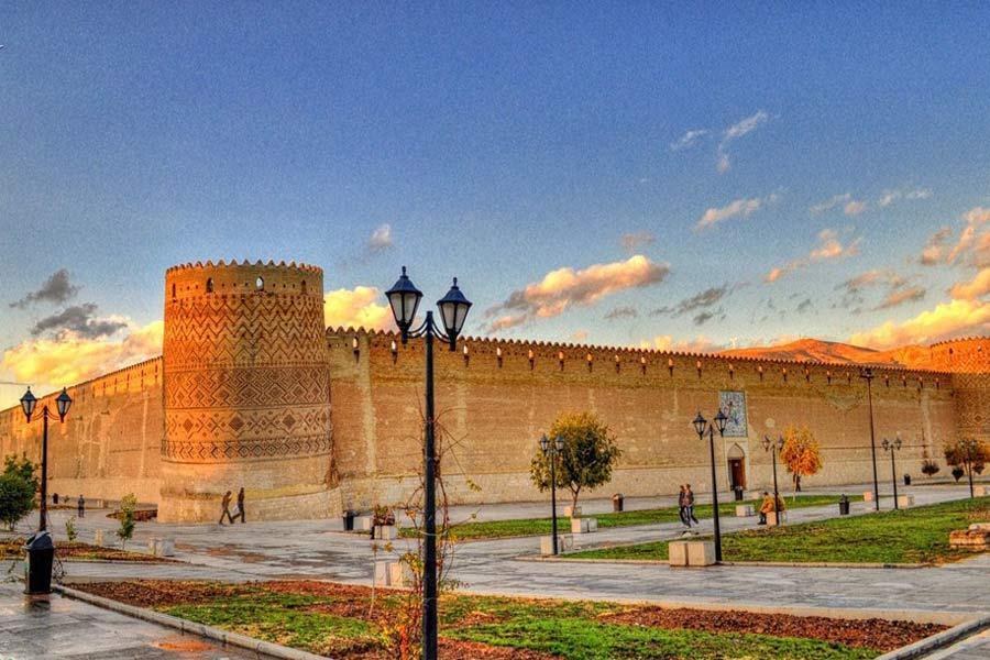 Karim Khan Castle ,Shiraz Iran