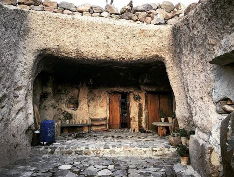 Cultural Landscape of Maymand ,Iran
