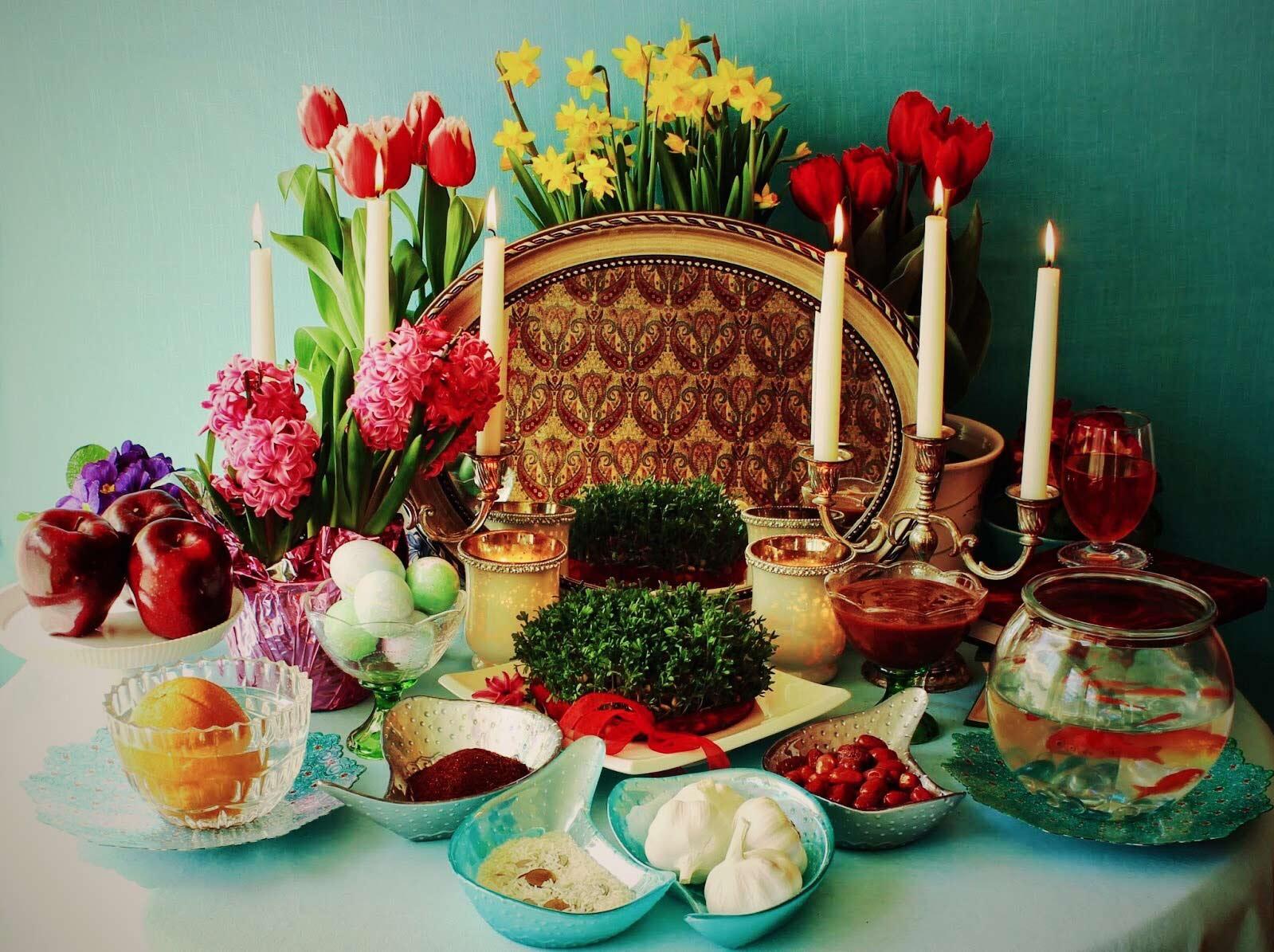 Nowruz .Iranian New year