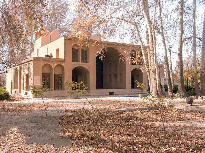 Pahlavan Pour Garden ,Mehriz Iran