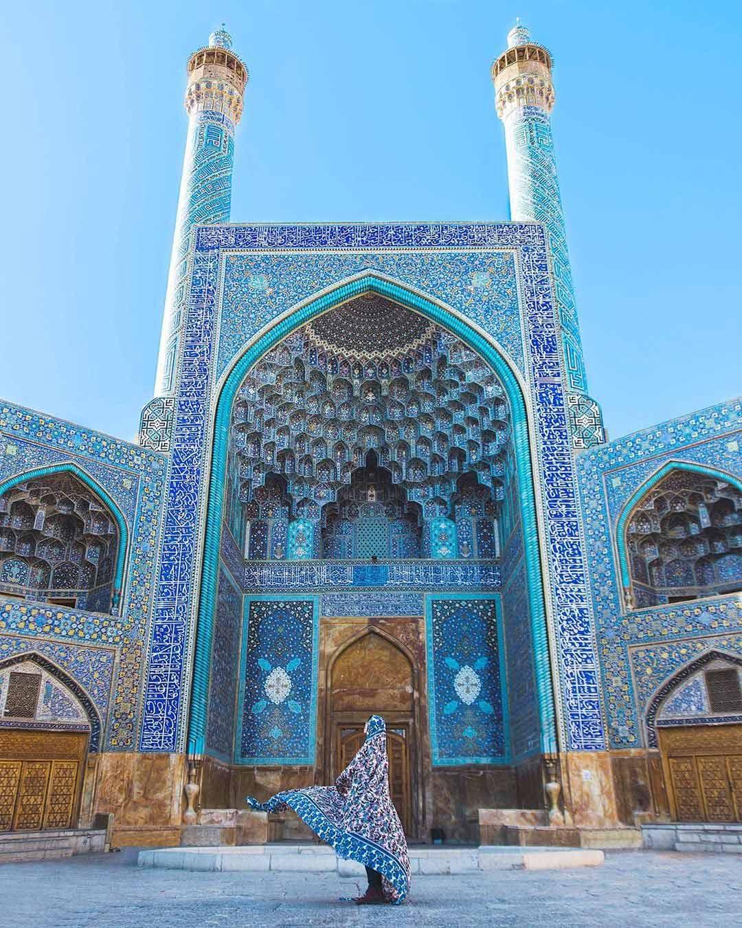 Shah Mosque ,Isfahan Iran