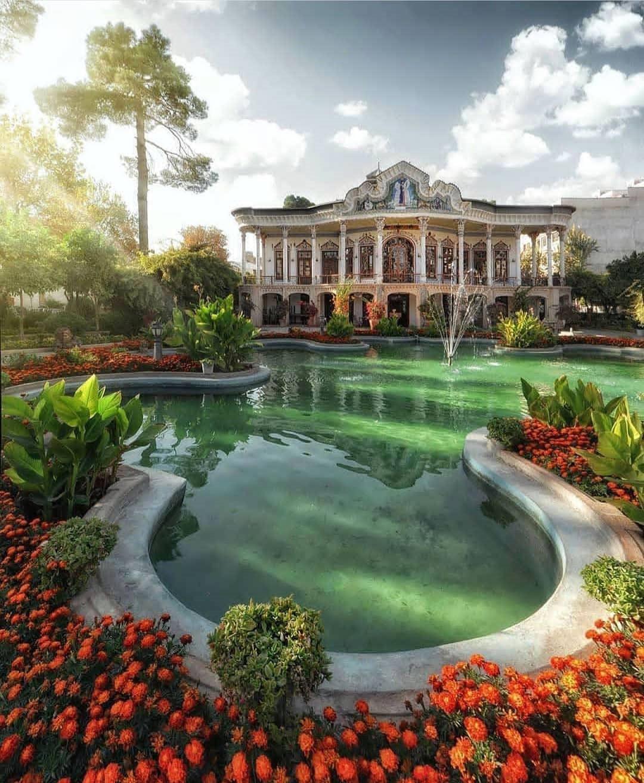 Shapouri Garden , Shiraz Garden