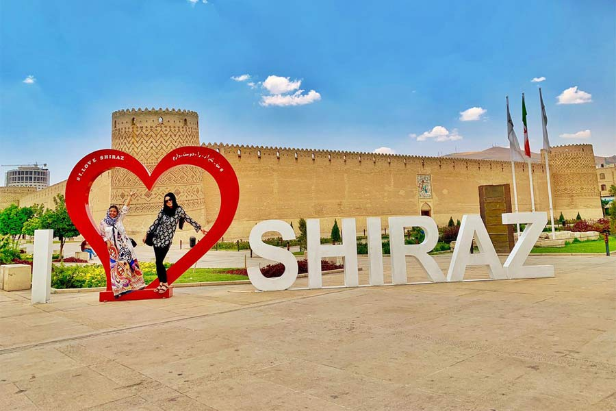 Shiraz Day Tour . Inbound Persia Travel Agency
