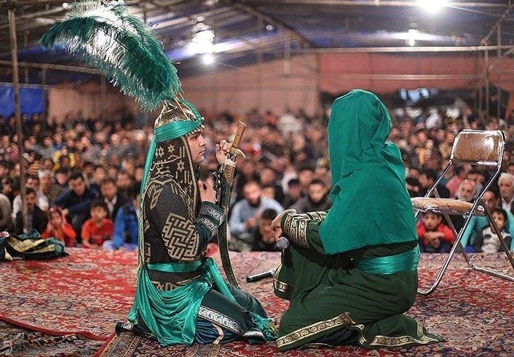 Tasua and Ashura in Iran
