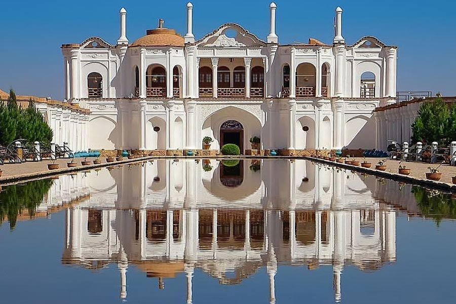 Fath Abad Garden ,Kerman
