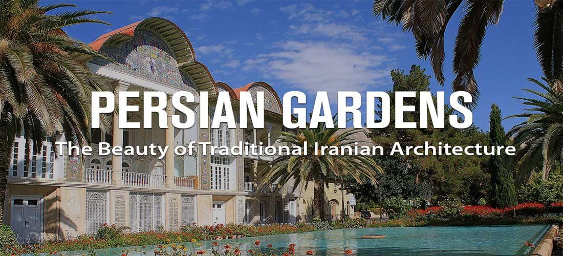 Persian Garden , Shiraz Garden