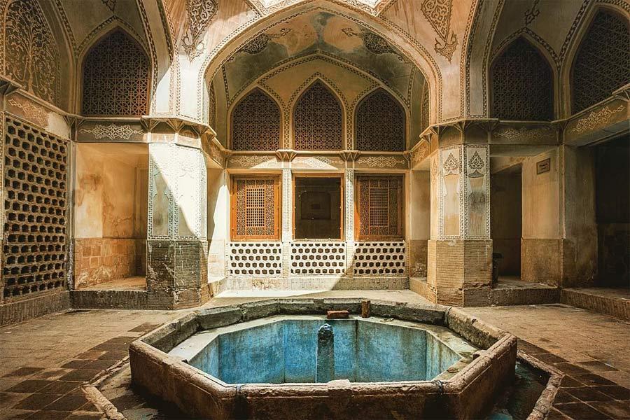 Abbasi House , Kashan Iran